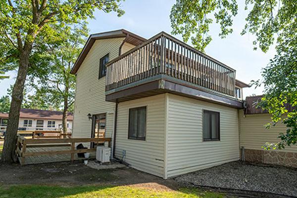 wishbone resort cabin #3